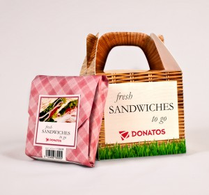 <span>Donatos Sandwich Packaging</span><i>→</i>